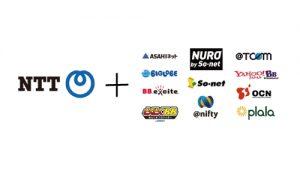 ntt+ISP
